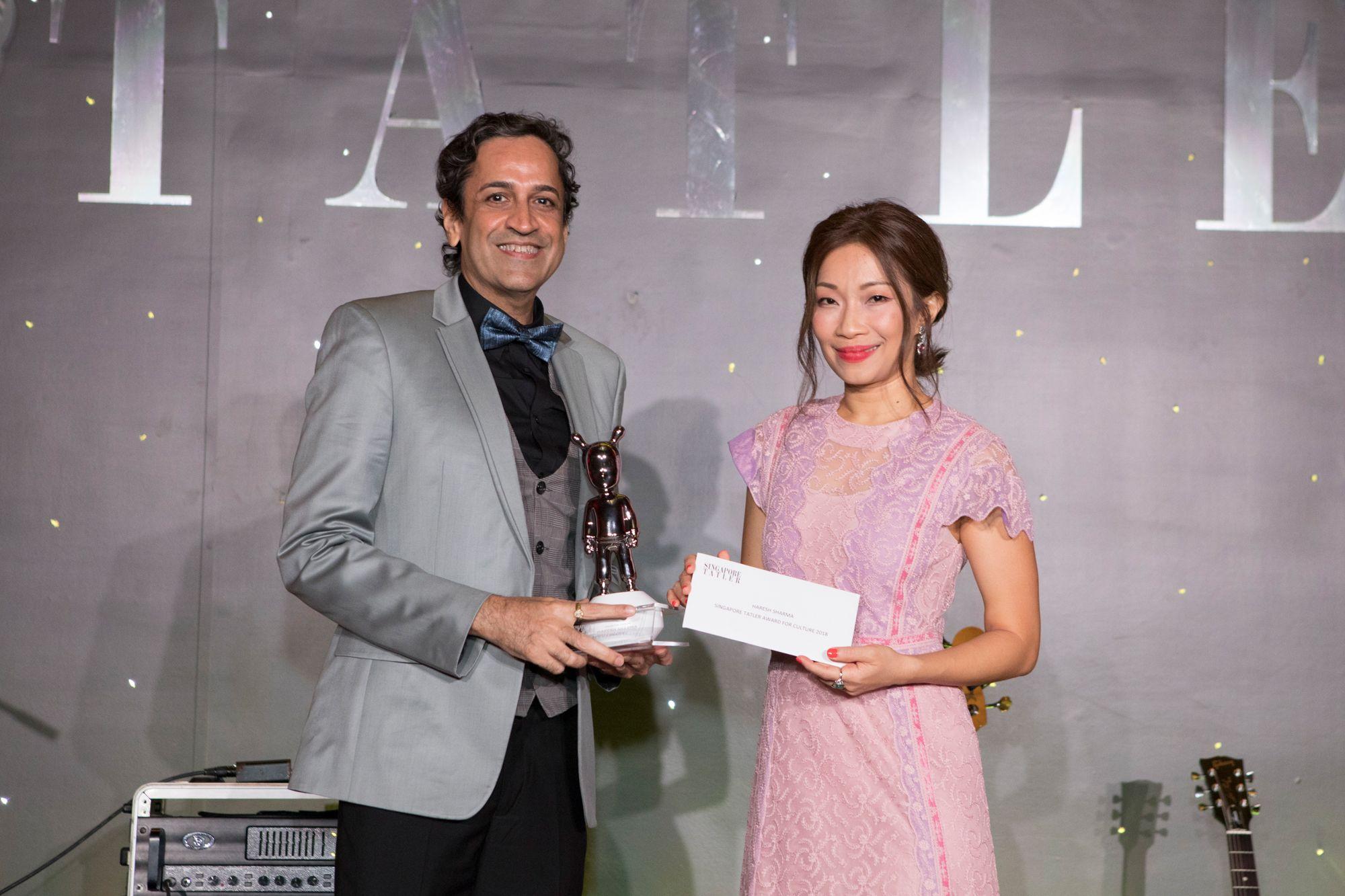 Haresh Sharma, Corinne Ng