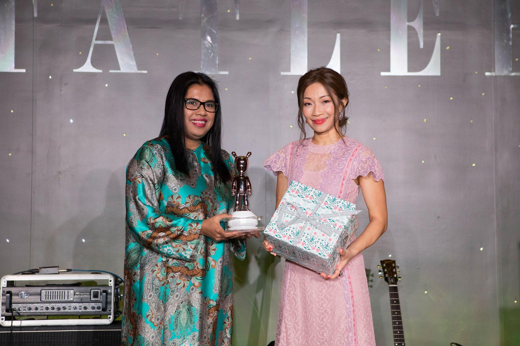 Saleemah Ismail, Corinne Ng
