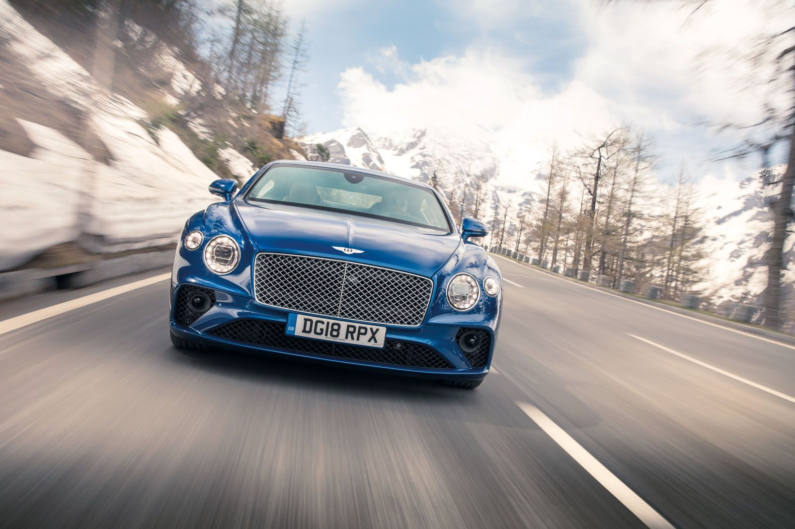 What We Really Think Of The Third-Gen Bentley Continental GT