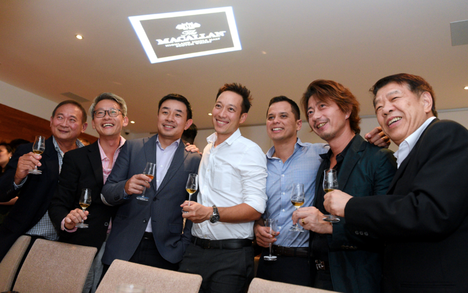 Richard Low, Henry The, Choo Ken-Yi, Andre Huber, Andre Cherbonnier, Kimihisa Abe, Tan Kong King