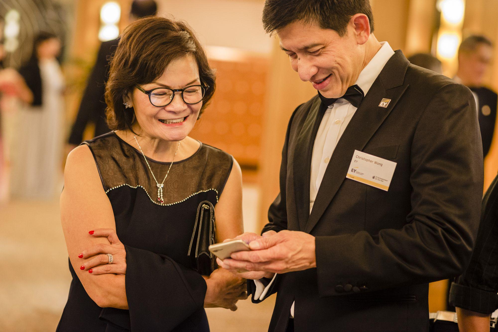 Jenny Koh, Christopher Wong