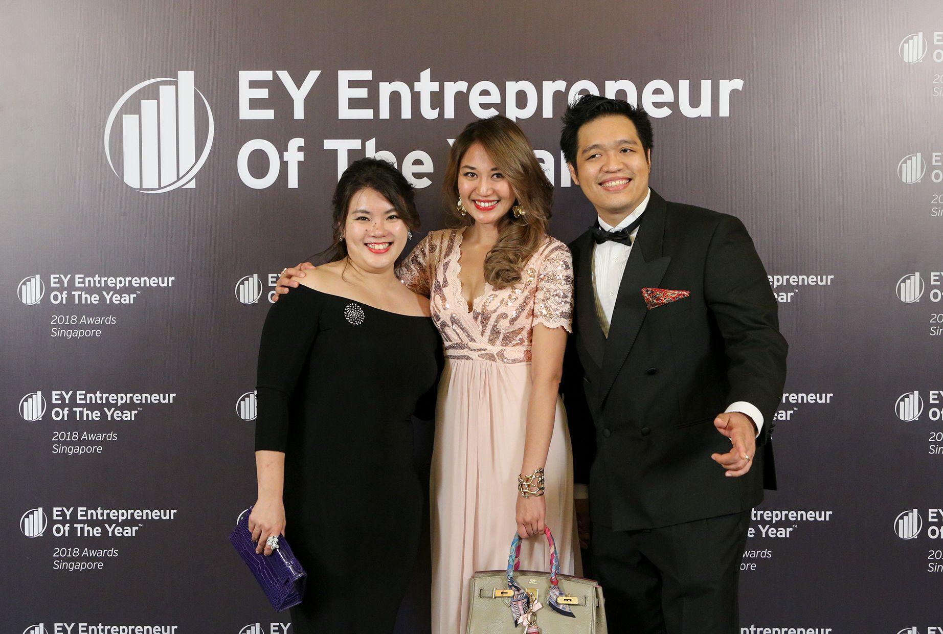 Teresa Can, Anna Haotanto, Chong Yue-En