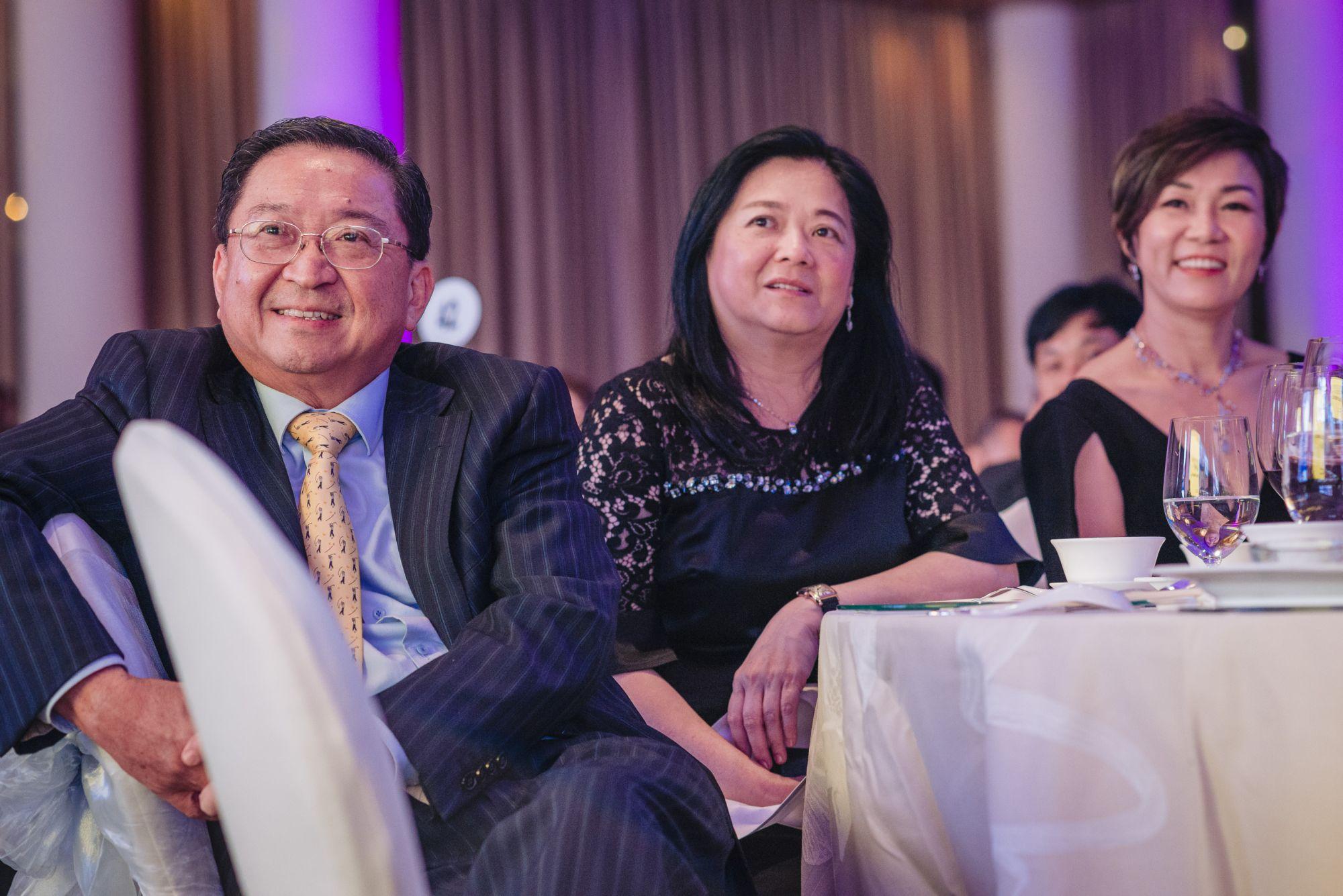 John Lim, Loh Hee Hiang, Emily Neo