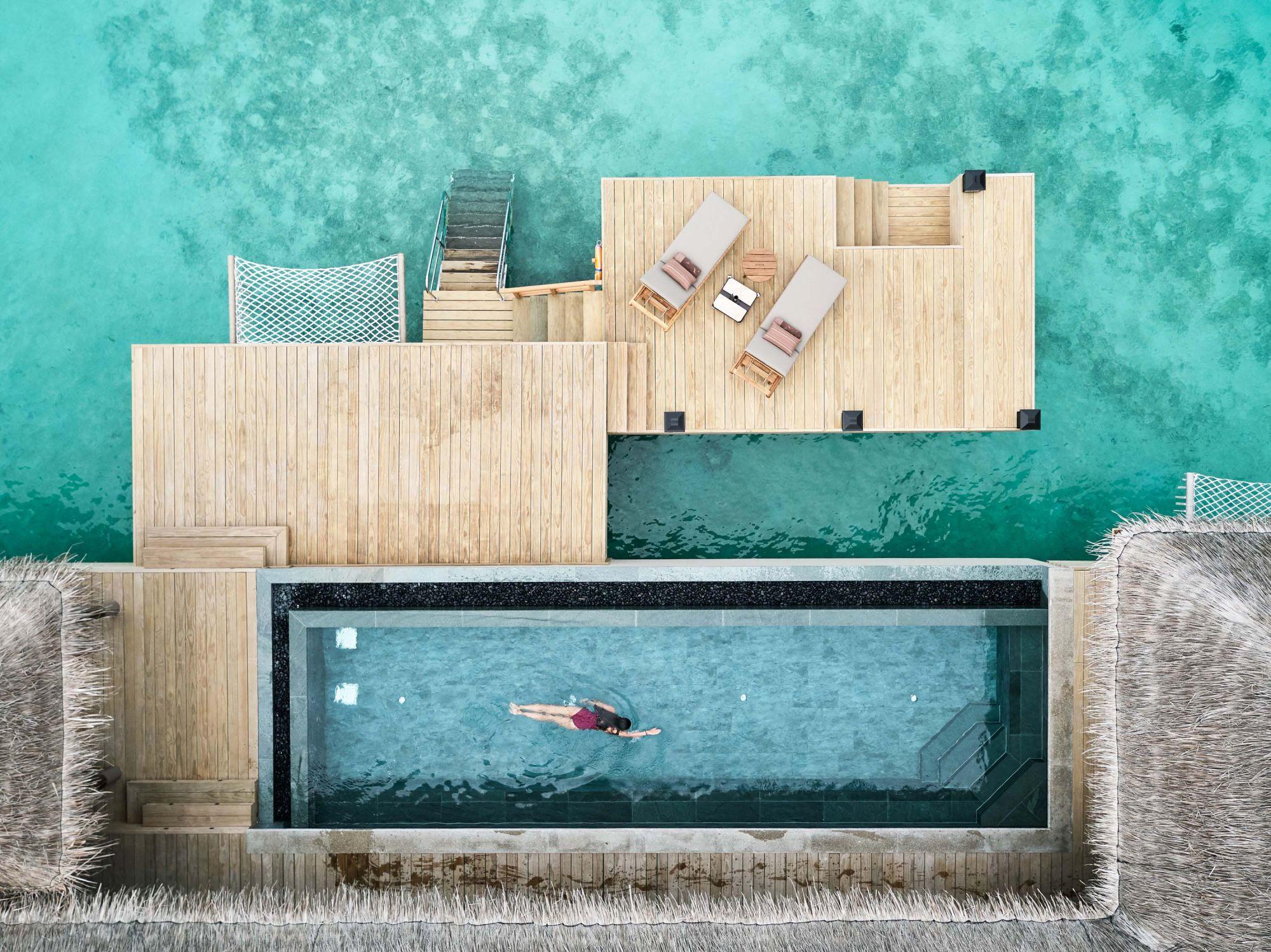 Hotel Review: Tatler Checks Into... Joali Maldives, An Art-Inspired Island Resort