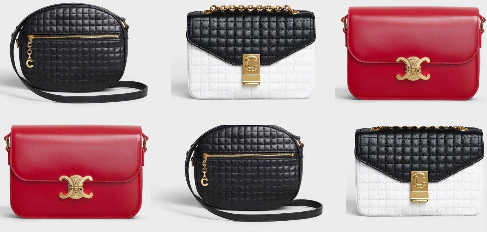 75afddc244 Hedi Slimane Introduces 3 New Bags At Celine