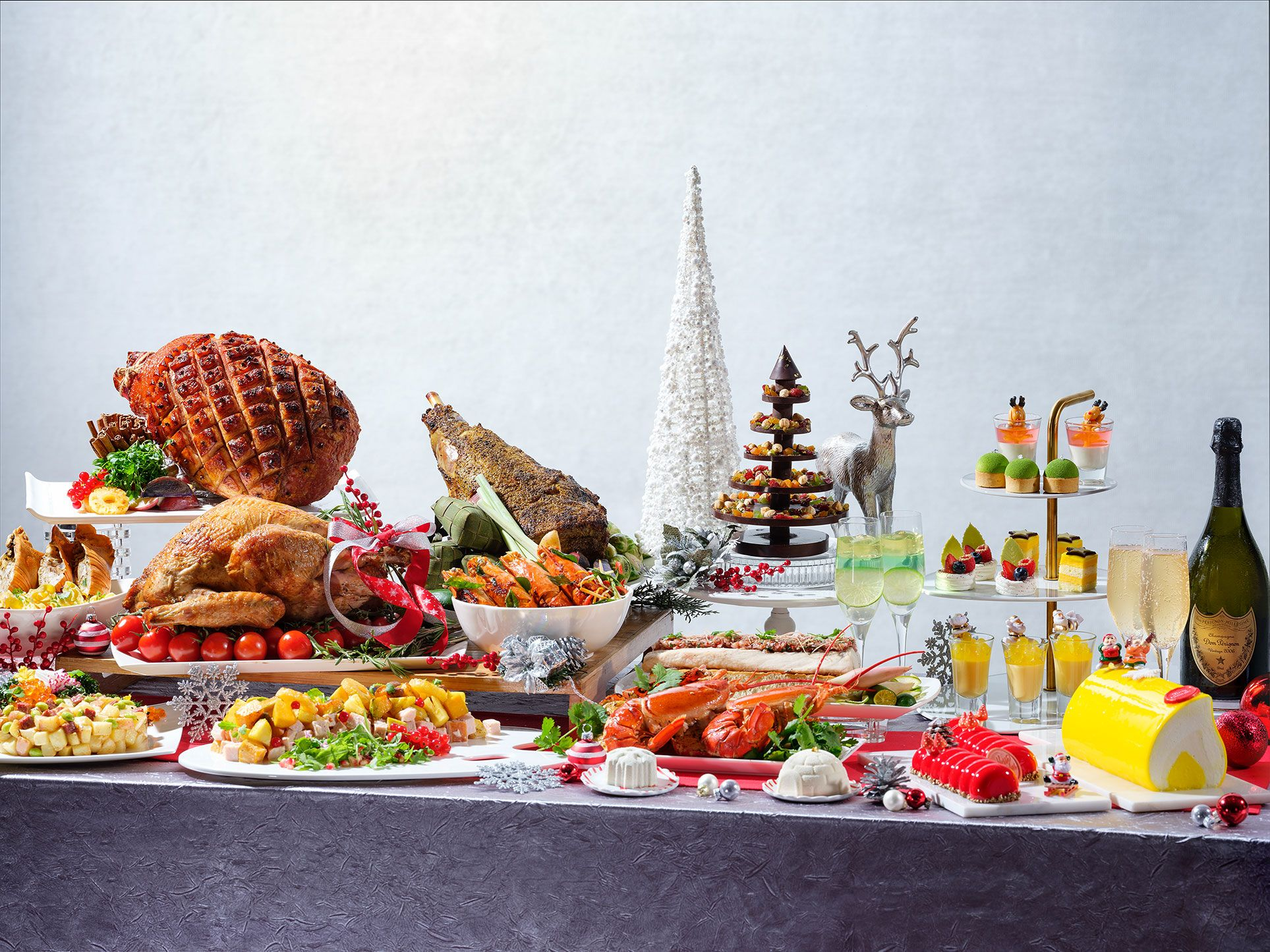 Have Yourself A Grand And Merry Christmas Feast