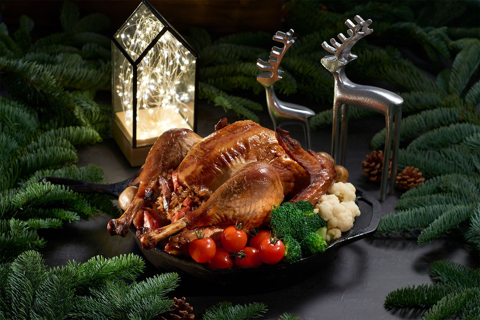 5 Unusual And Delicious Christmas Turkeys To Savour