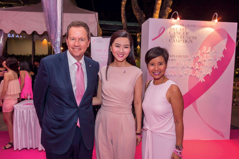Mark Loomis, Joi Chua and Lisa Chow