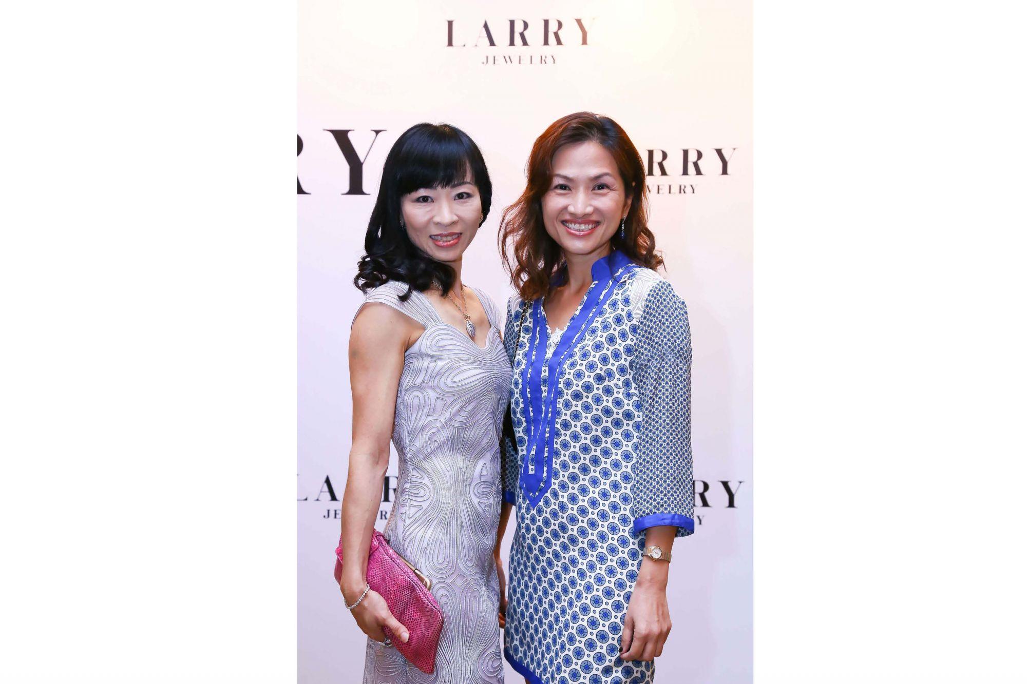 Sara Lew, Eileen Wong