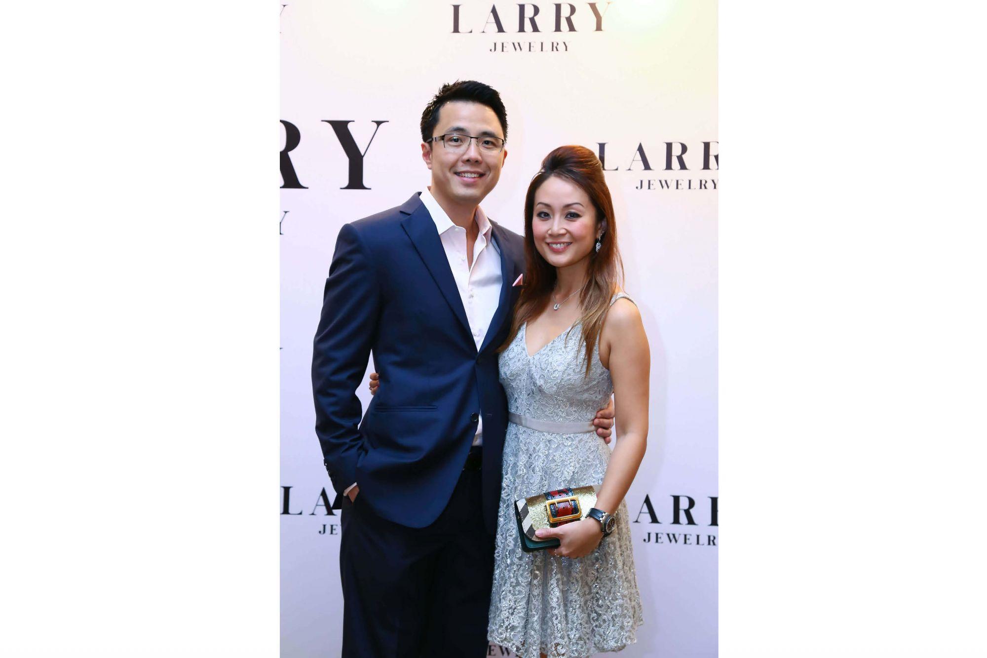 Jeremy Sng, Serene Chua