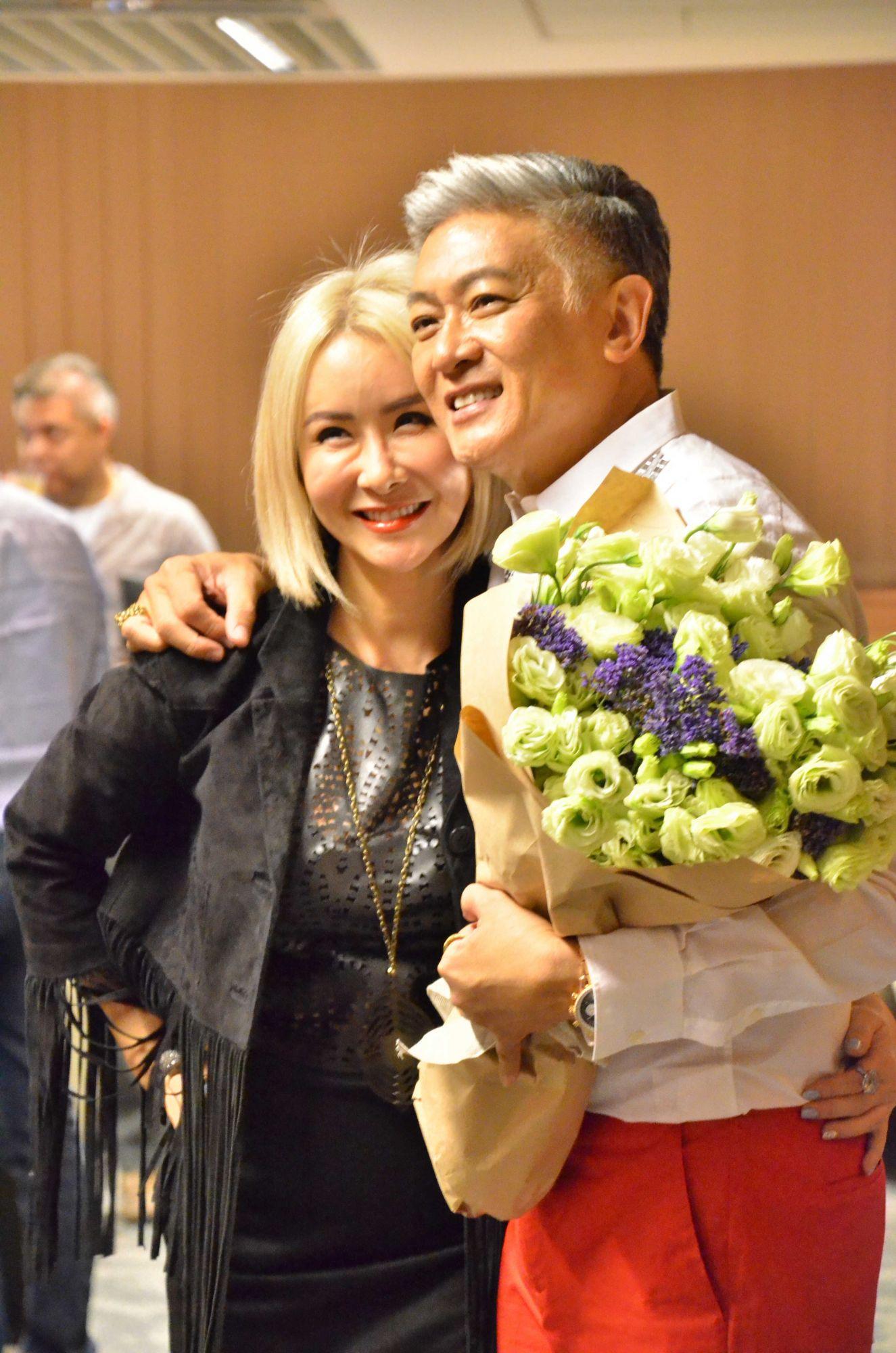 Celina Lin, Dick Lee