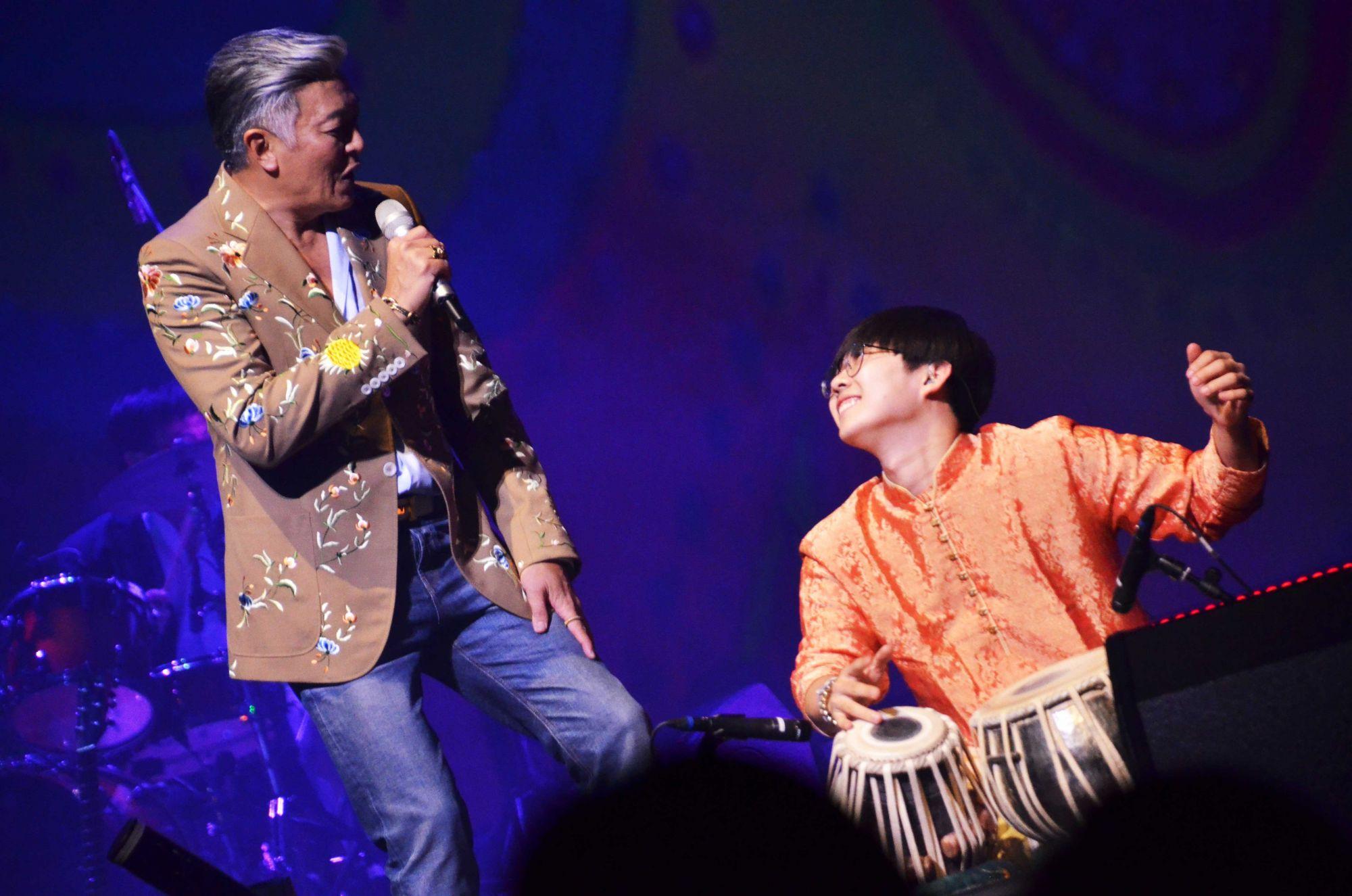 Dick Lee, Govin Tan