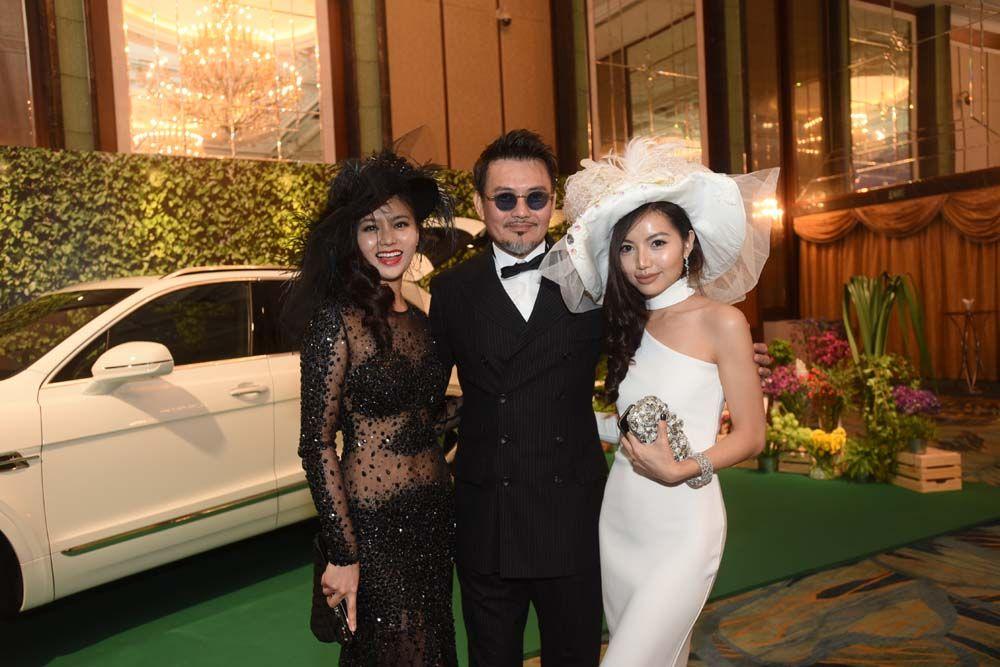 Cheryl Wee, Mervin Wee, Rachel Wee