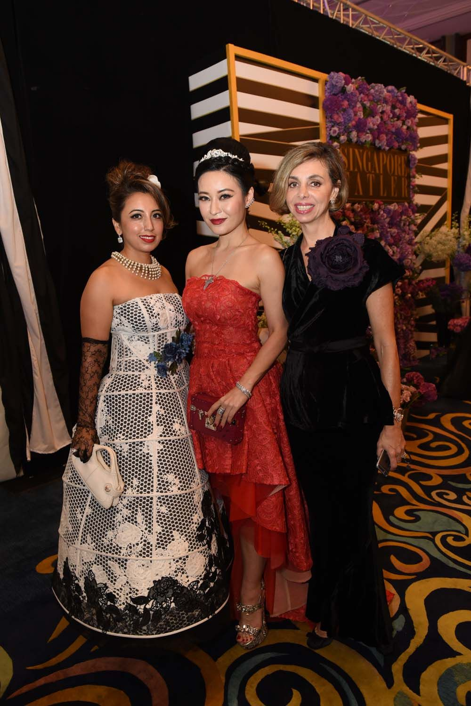 Dimple Aswani, Nina Ng, Olga Iserlis