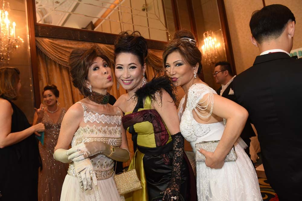 Dolly Cheong, Tan Khar Nai, Audrey Mico