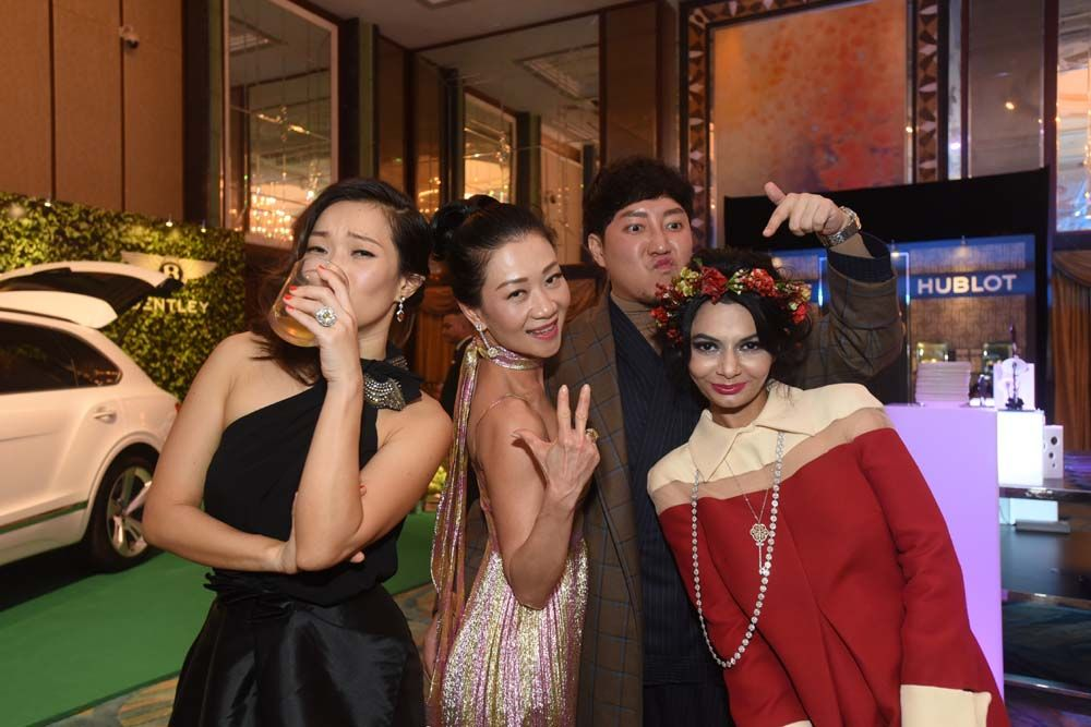 Corinne Ng, Dana Cheong, Desmond Lim, Shabnam Arashan