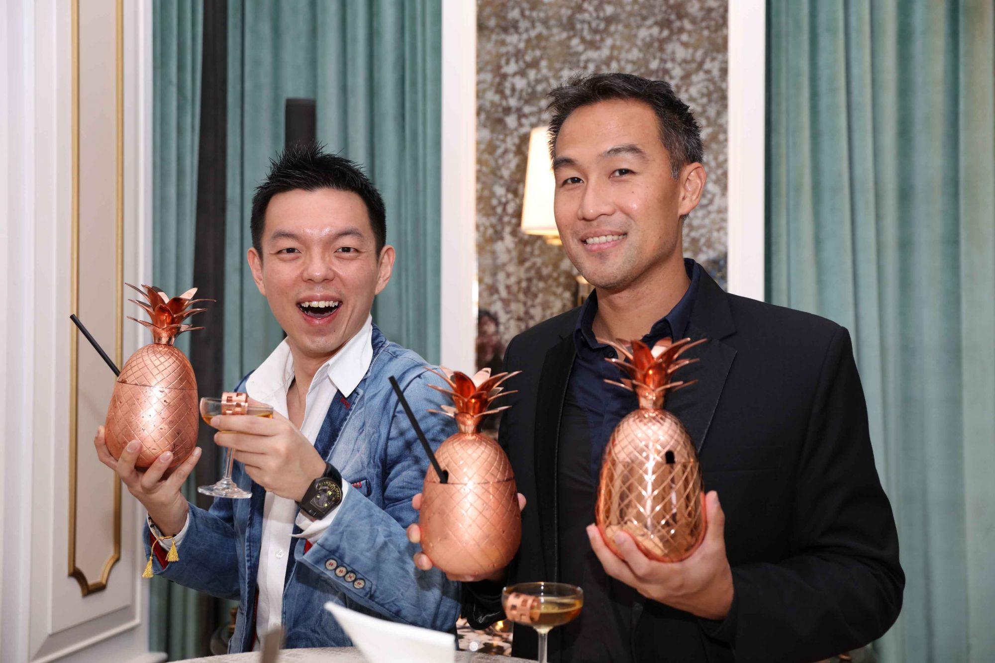Adrian Ng, John Lim