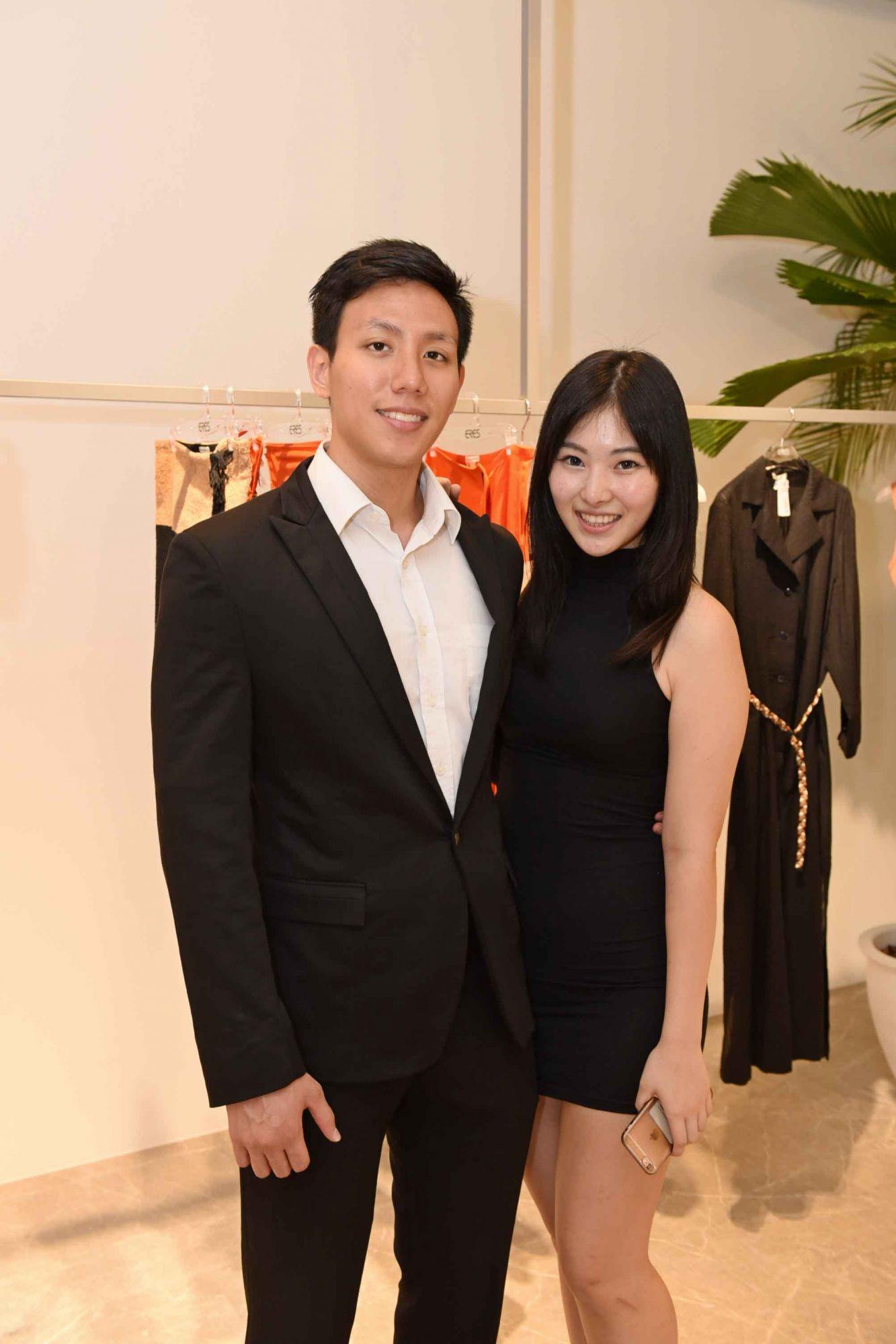 Reuben Teng, Nicole Lim