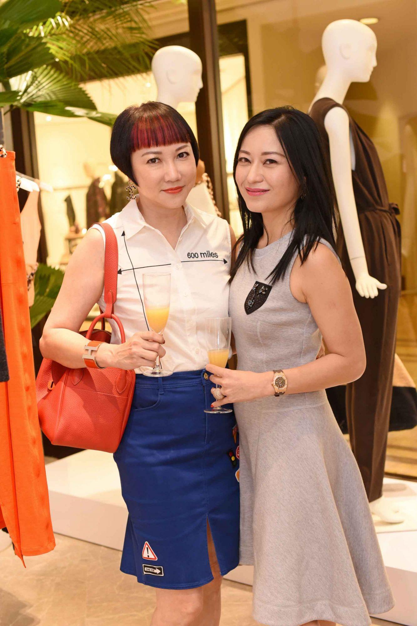 Frances Low, Nina Ng