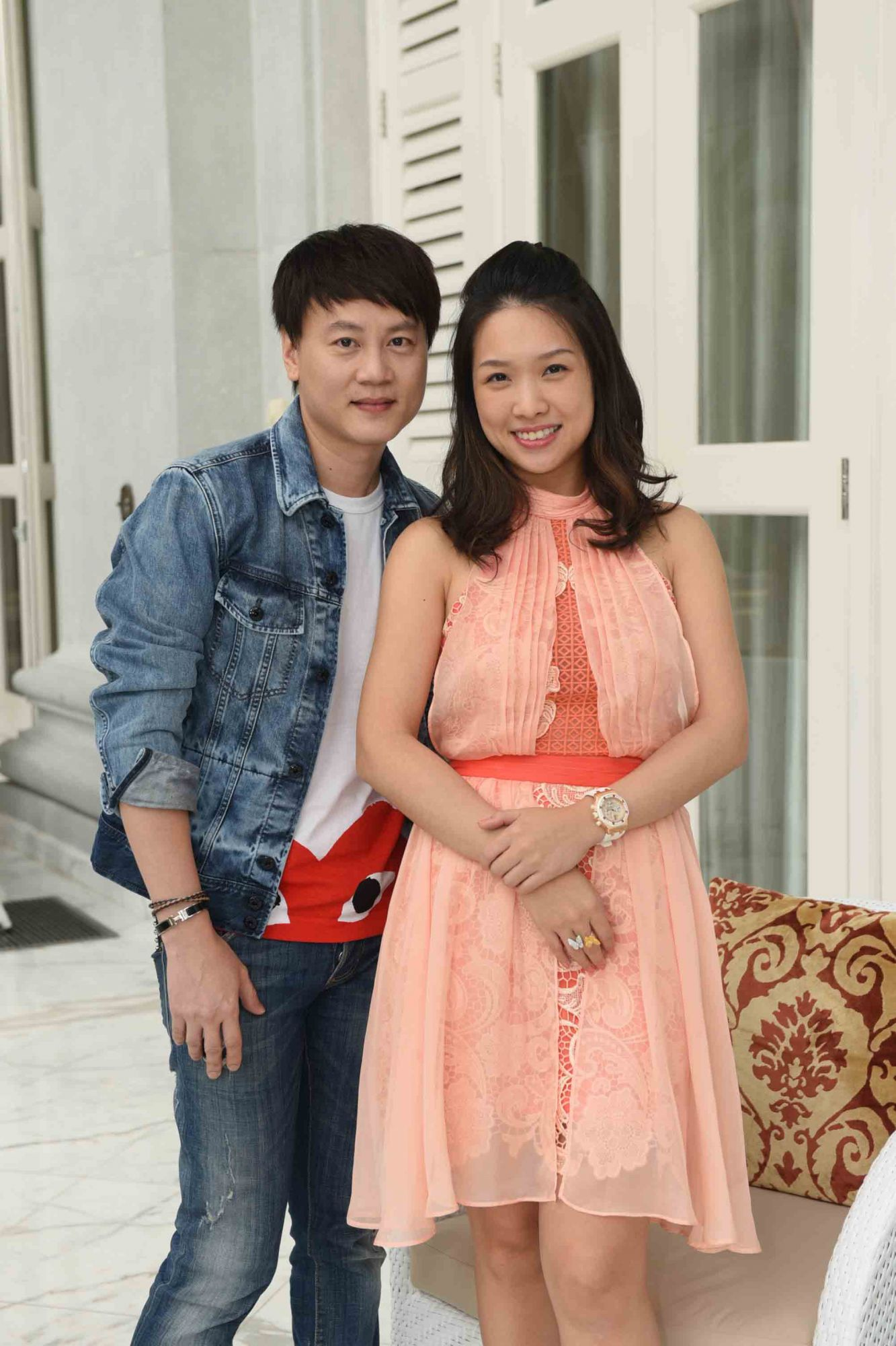 Keith Tan, Lisa Gwee