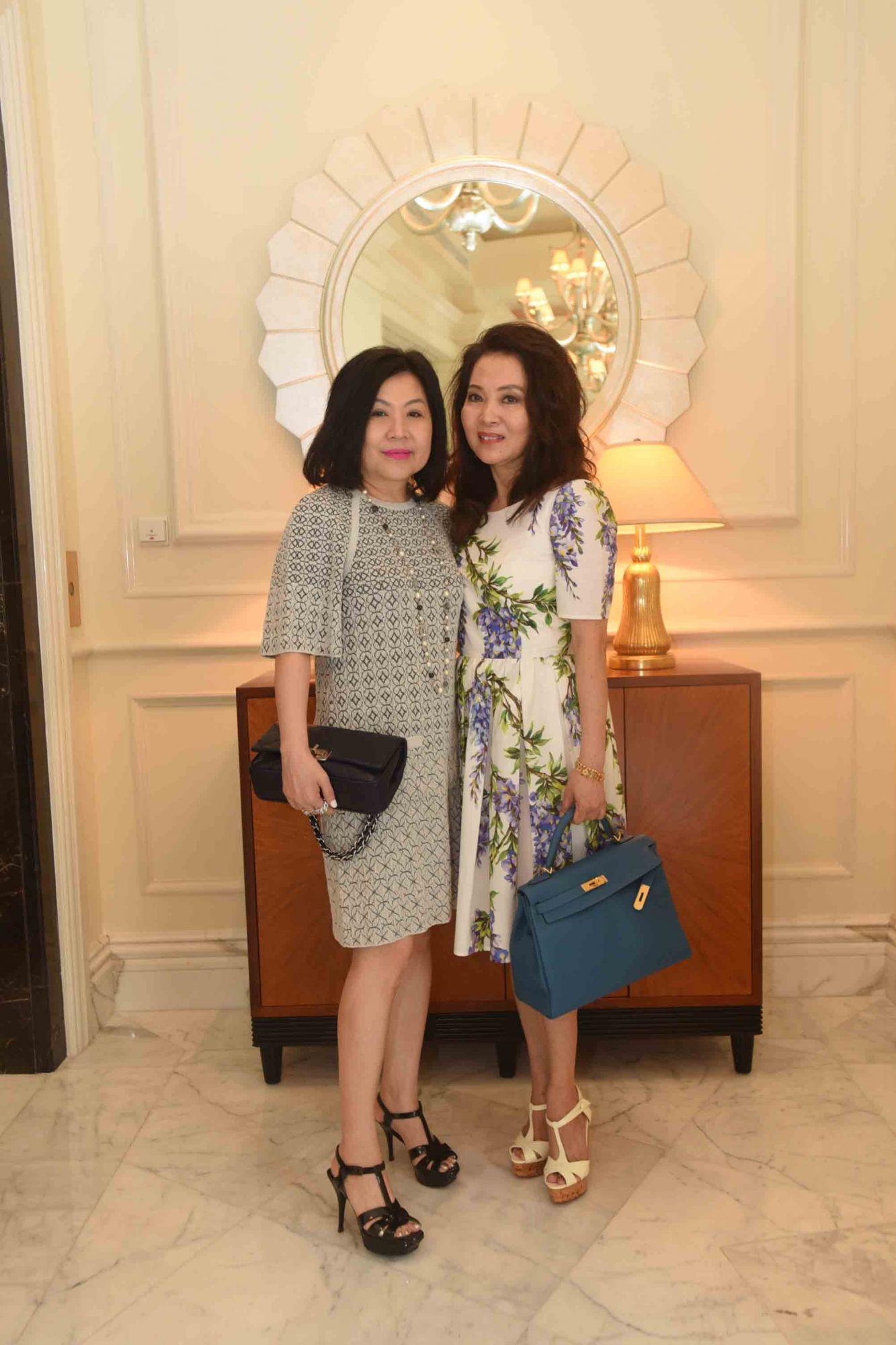 Lilian Low, Joyce Ang
