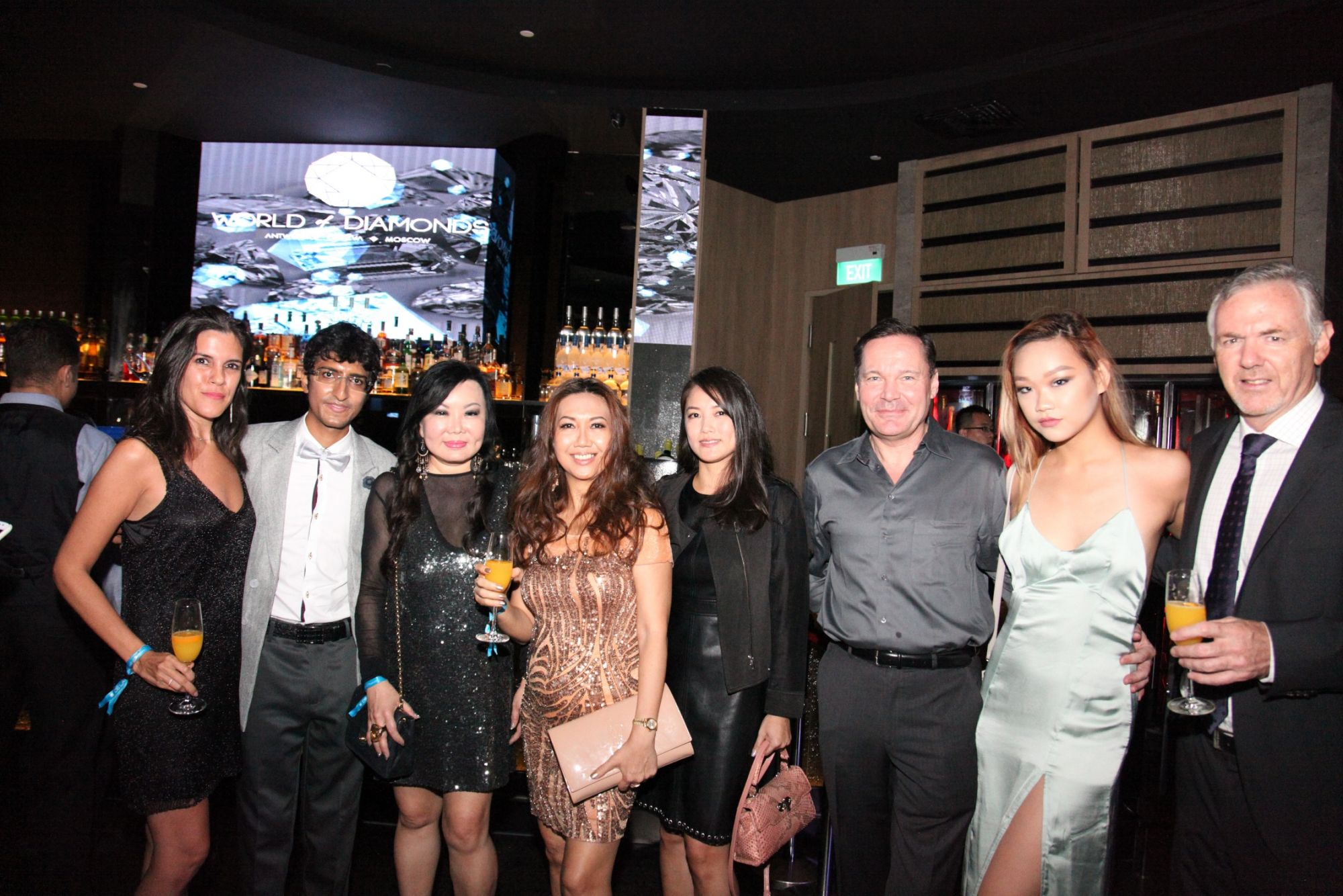 Carmen Benitez, Karan Tilani, Jennifer Green, Grace Duffy, Caroline Soh, Paul Cuthbert-Brown, Angelica Muk, David Hodge