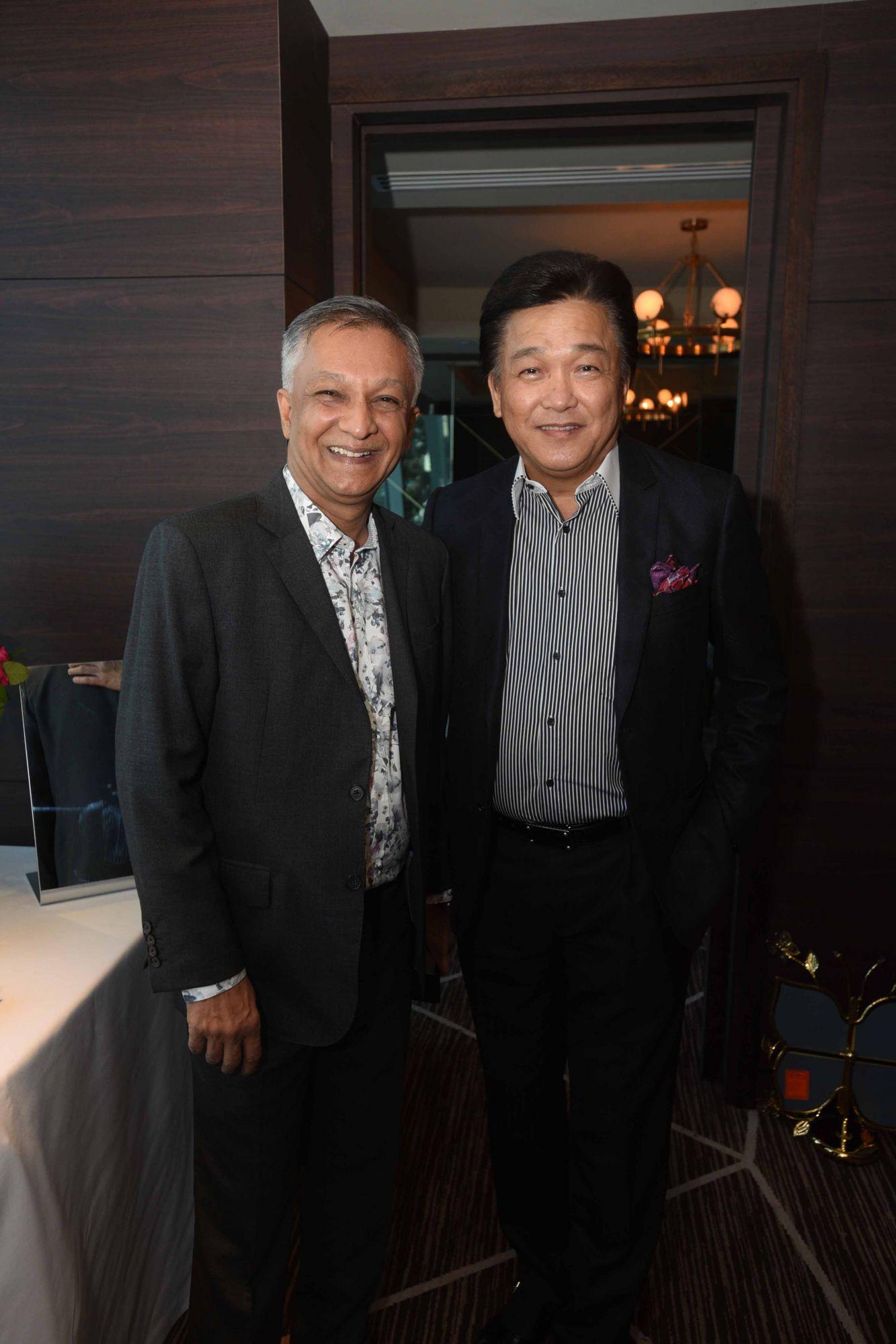 Rajesh Sheth, Victor Ow