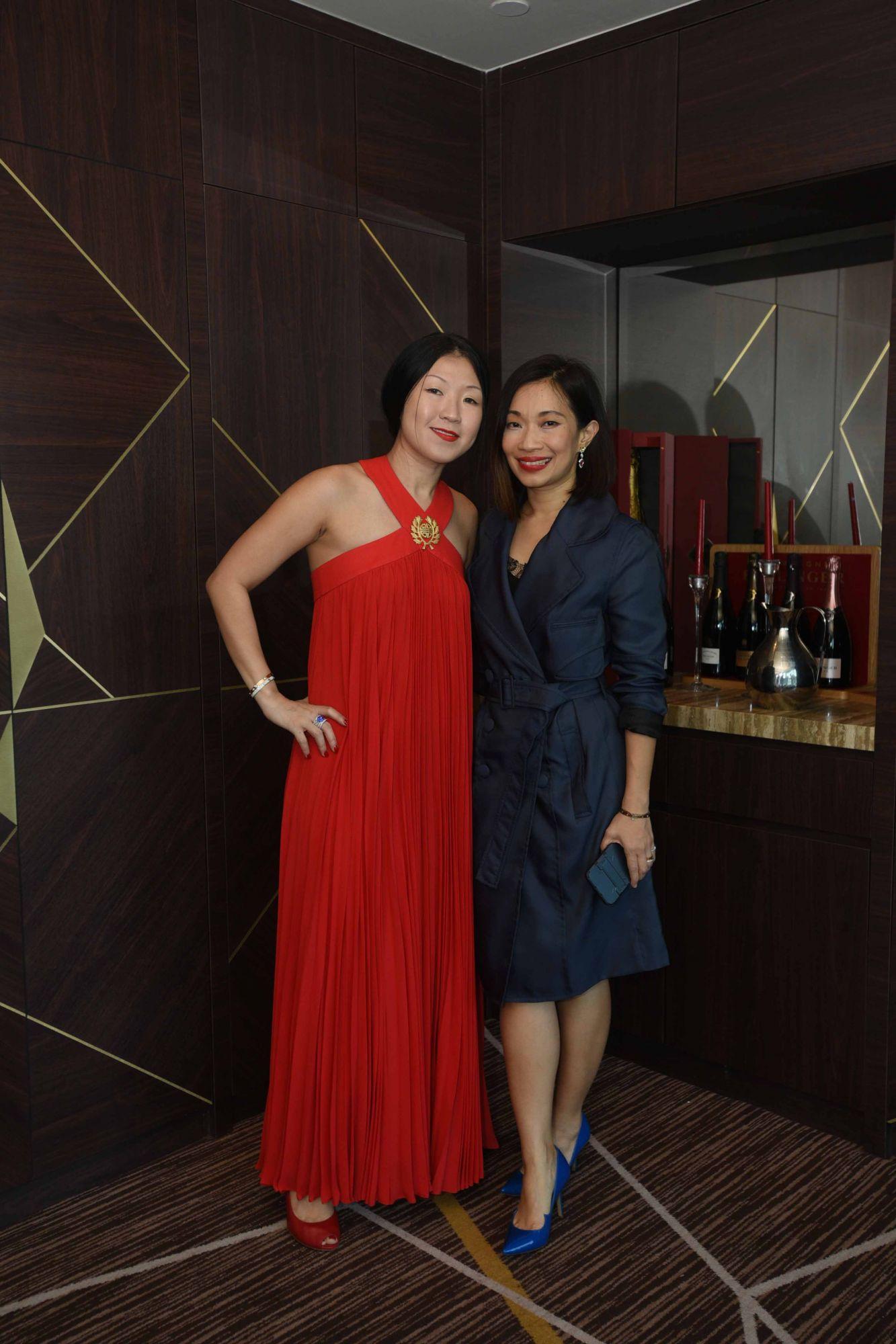 Kim Wong-Nathan, Corinne Ng