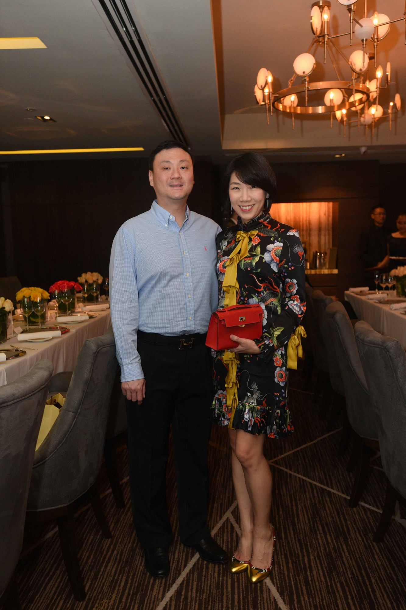 Benedict Peng, Angela Hwee
