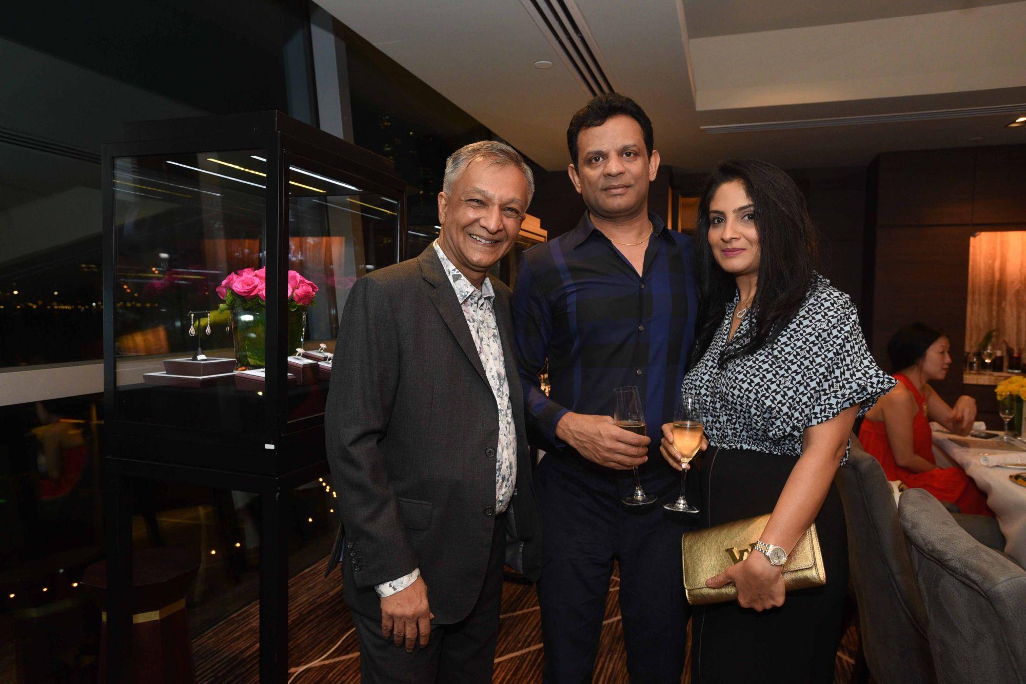 Rajesh Sheth, Kavitha Santhosh, Santhosh Gowda