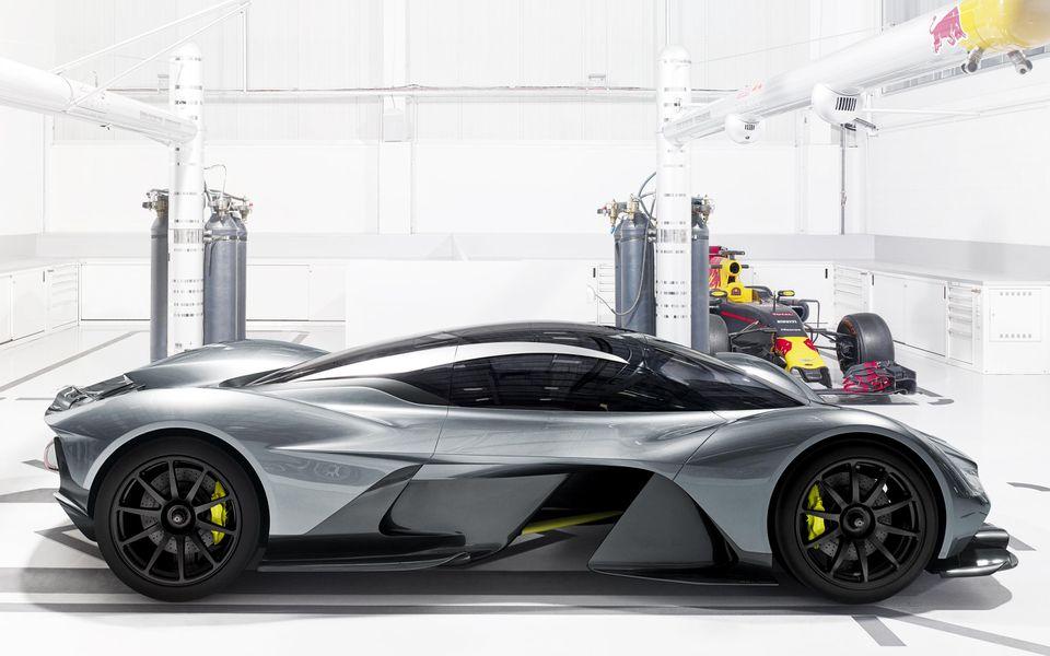 The AM-RB001  © Aston Martin Lagonda Ltd.