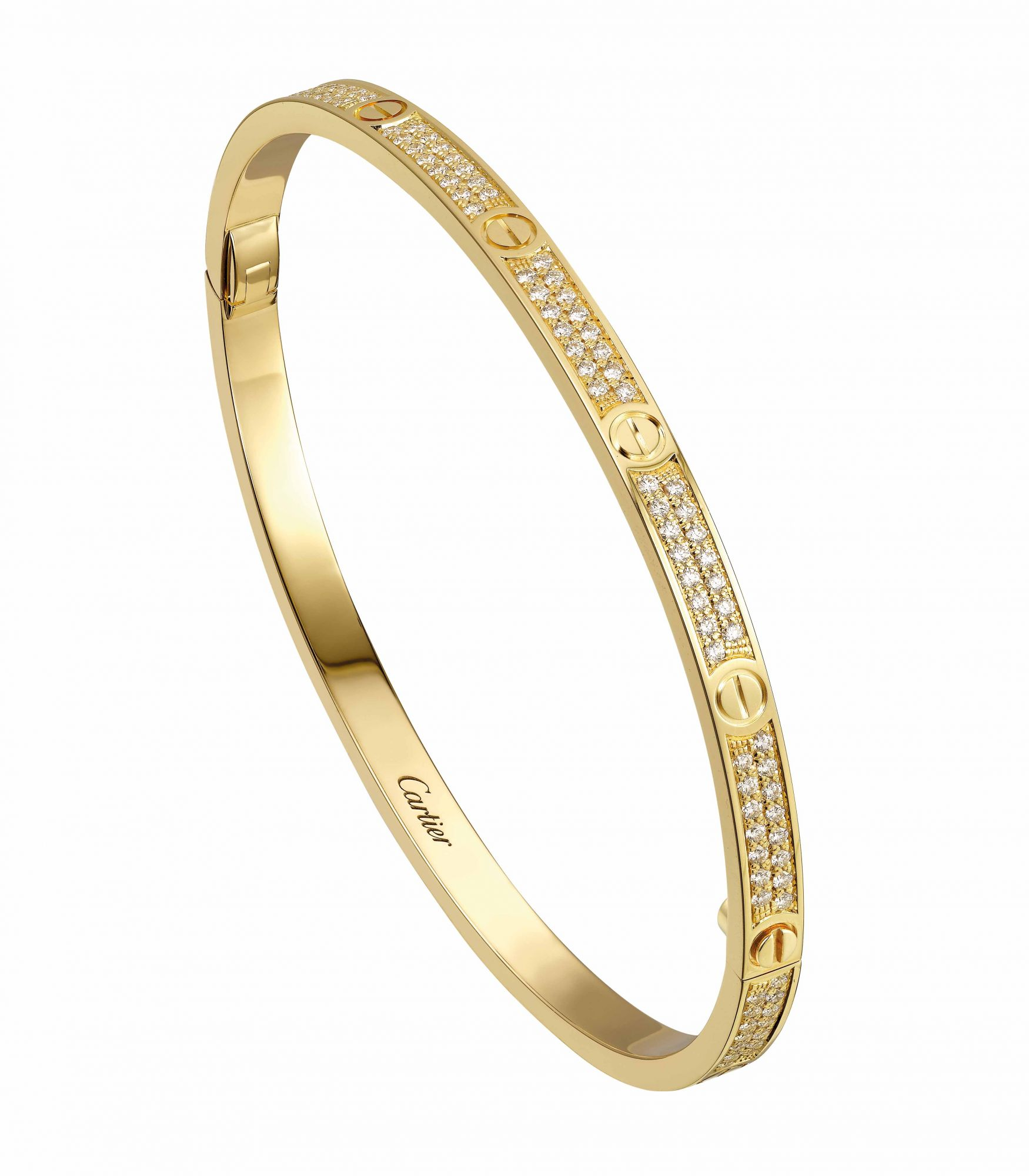 bangles bracelet id cartier yellow love gold j bangle bracelets size at z org jewelry