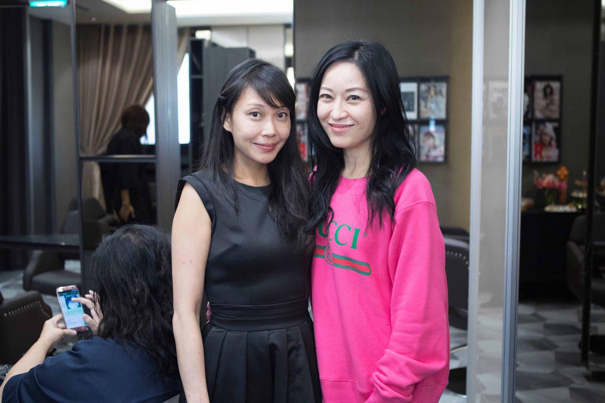 Elizabeth Leong, Nina Ng