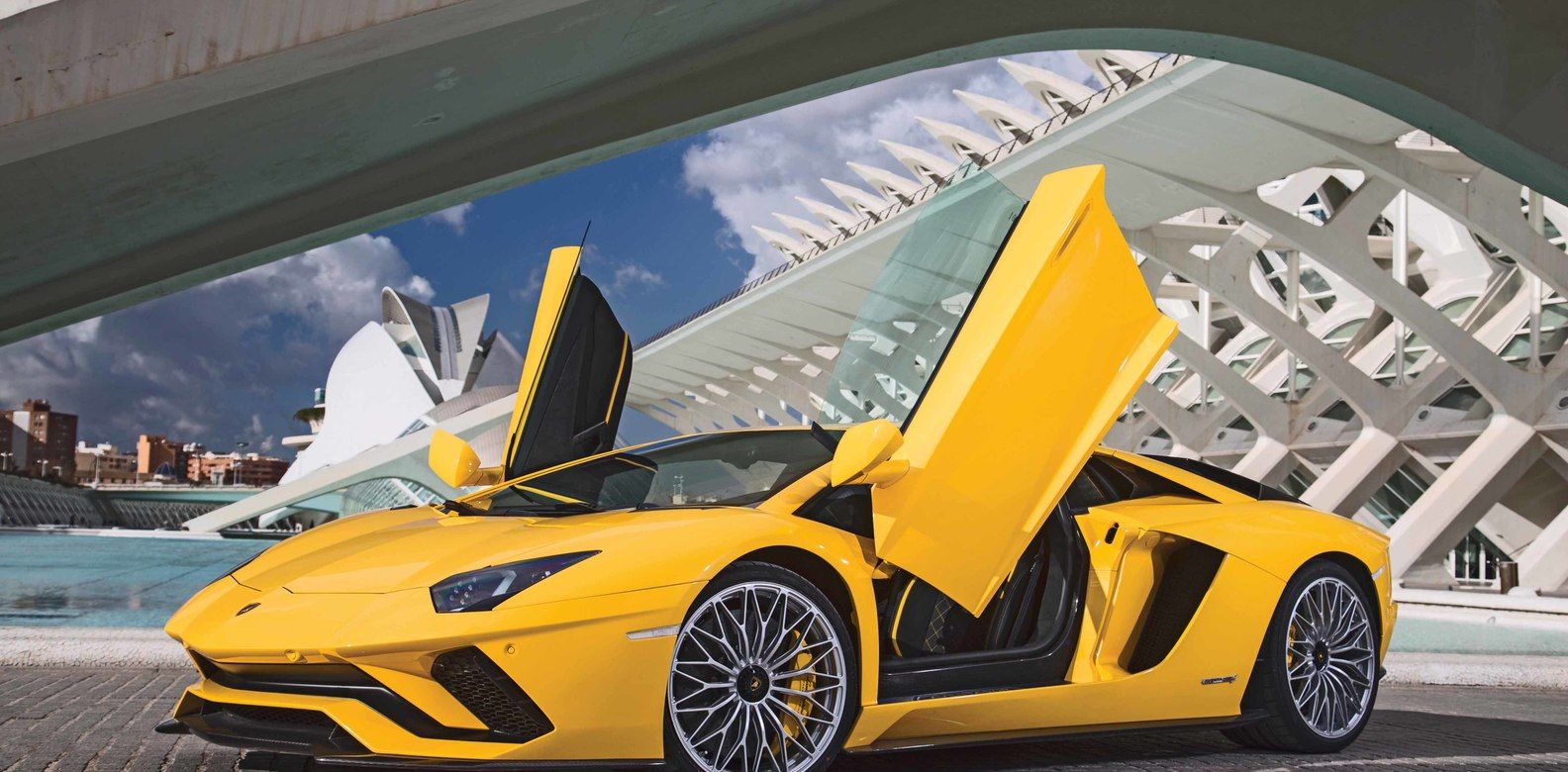 High Quality How The Revised Lamborghini Aventador Stacks Up