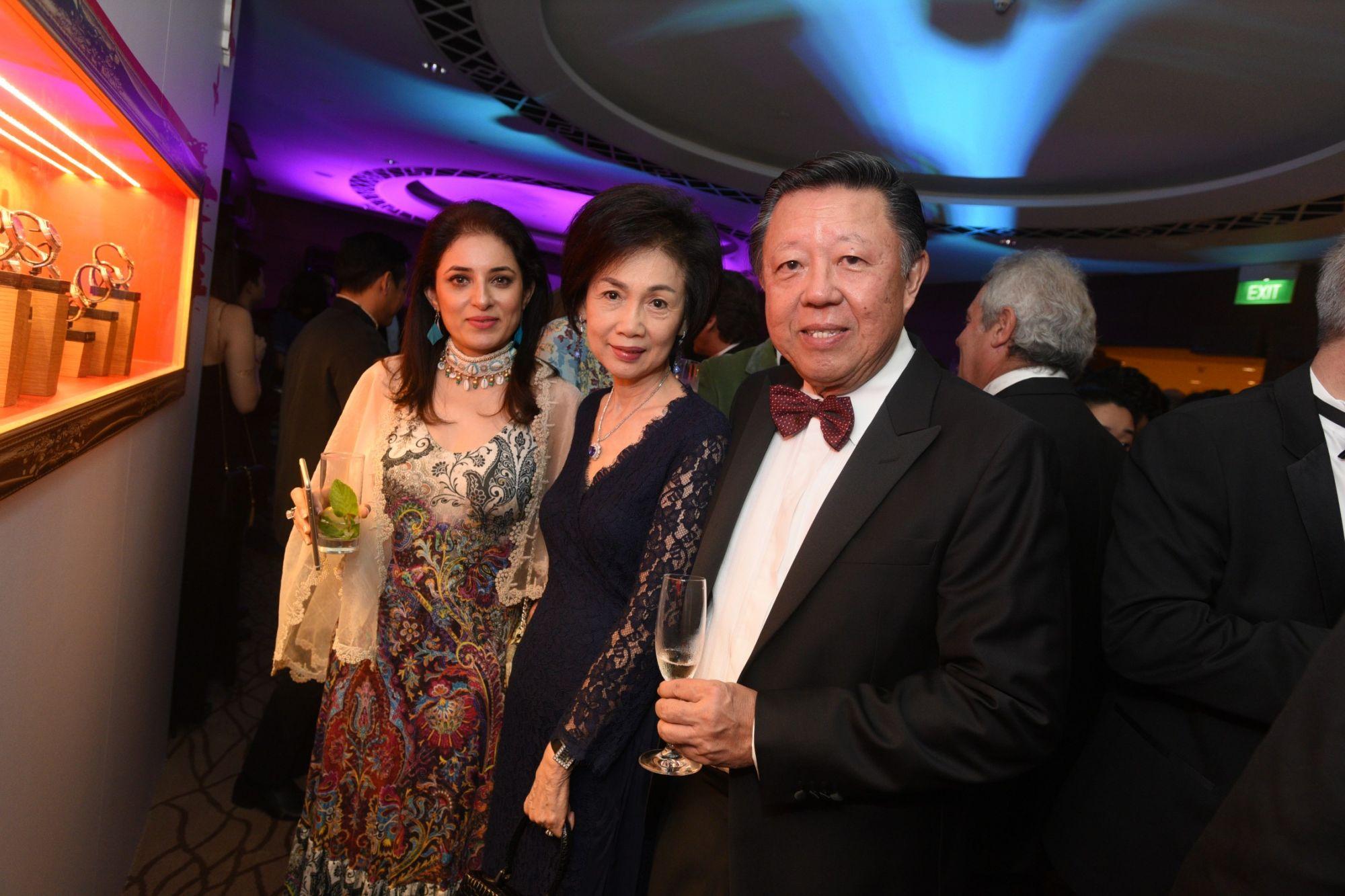 Vaishalli Arya, Susan Lim, Michael Lim