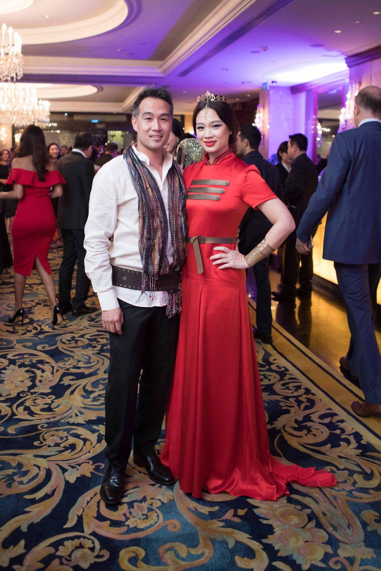 John Lim, Tjin Lee