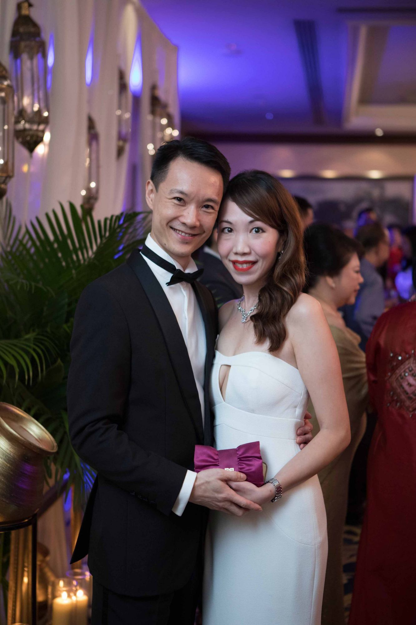 Kevin Chin, Michelle Lau