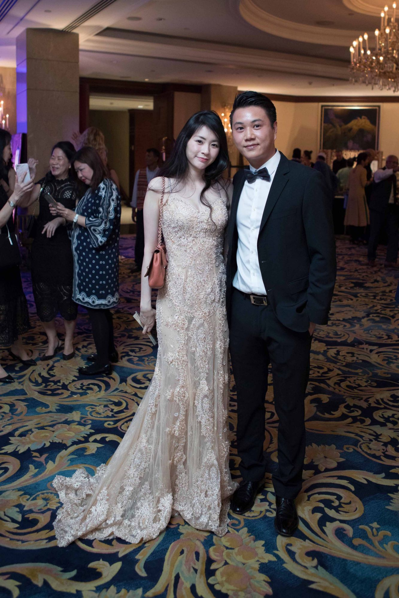 Irene Hung, David Ng