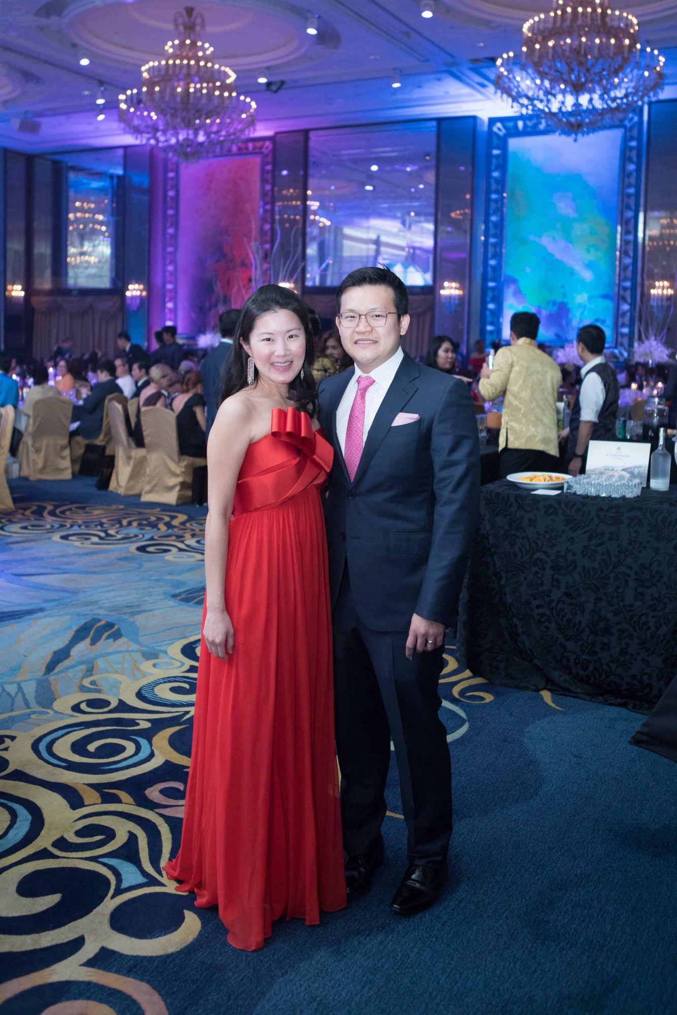 Chin Wei Shan, Gavin Tan
