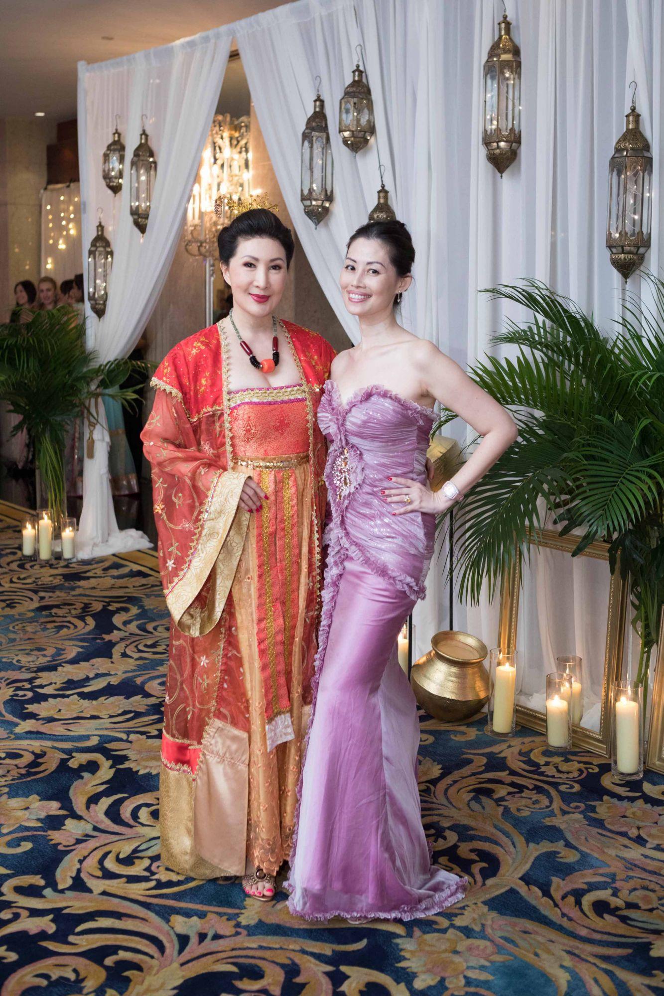 Chiang Yu Lan, Serene Tan