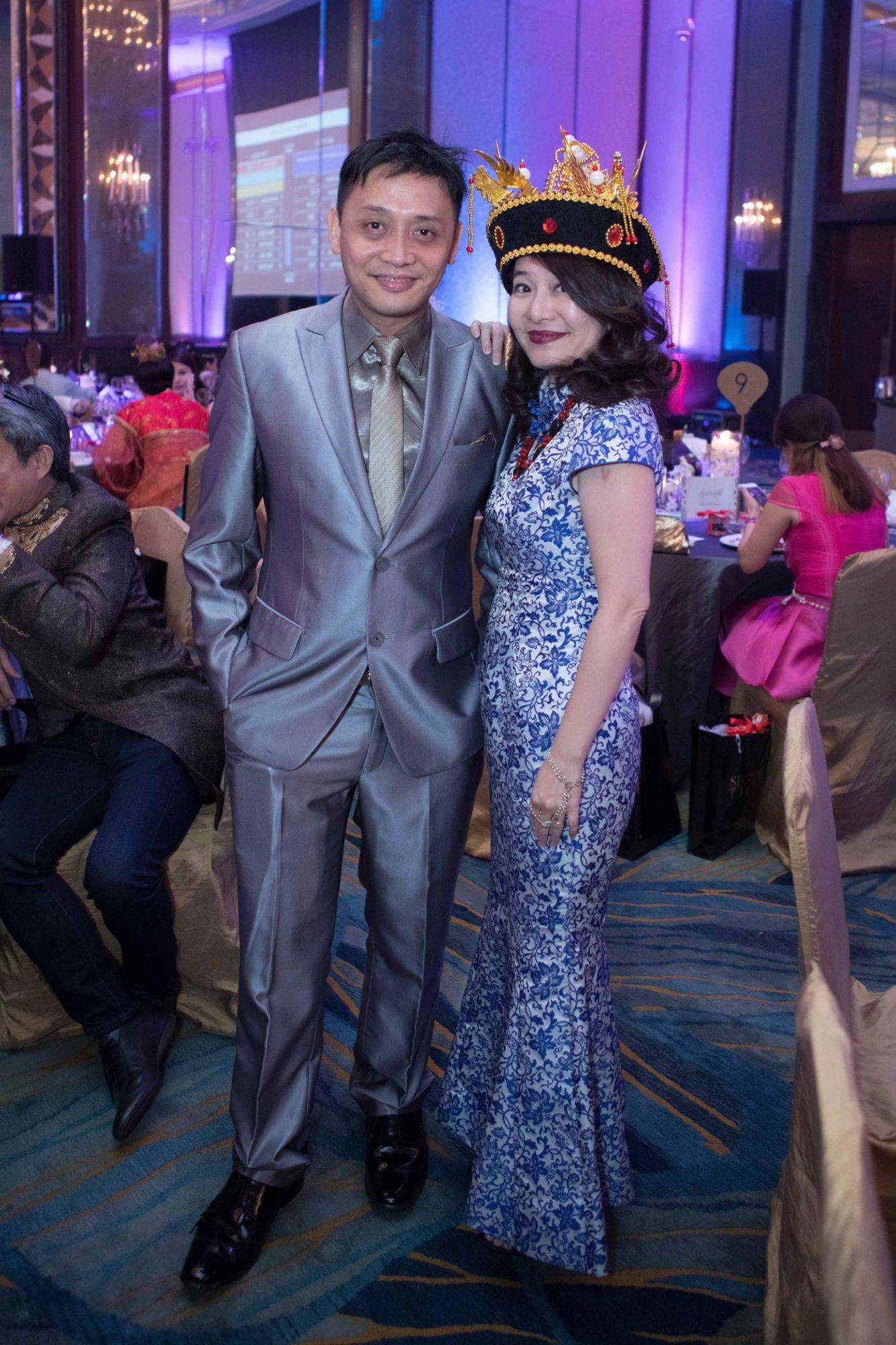 Chan Kwai Sum, Joy Tan