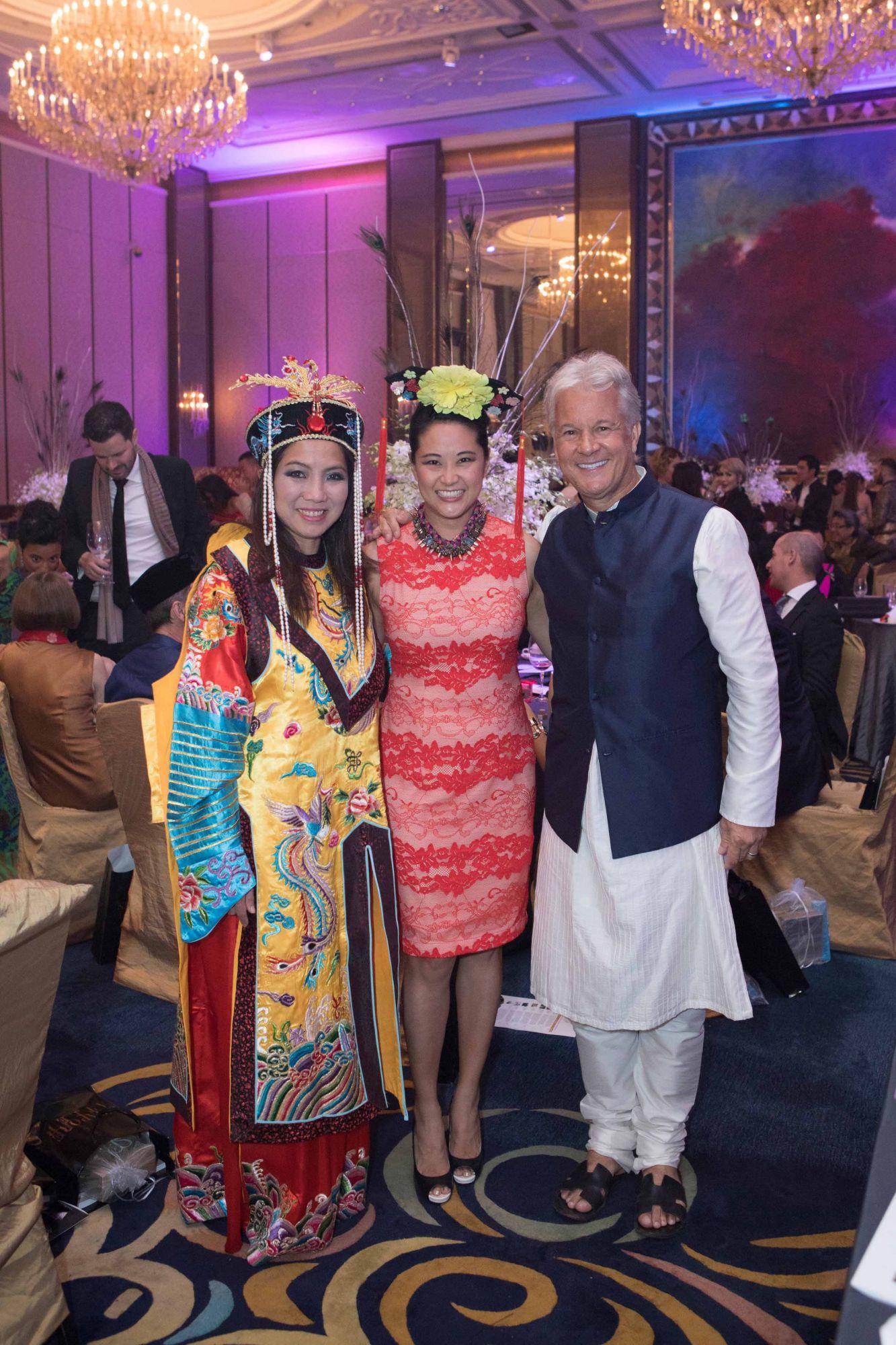 Tan Su Shan, Li Ann Huang, Christopher Wilson