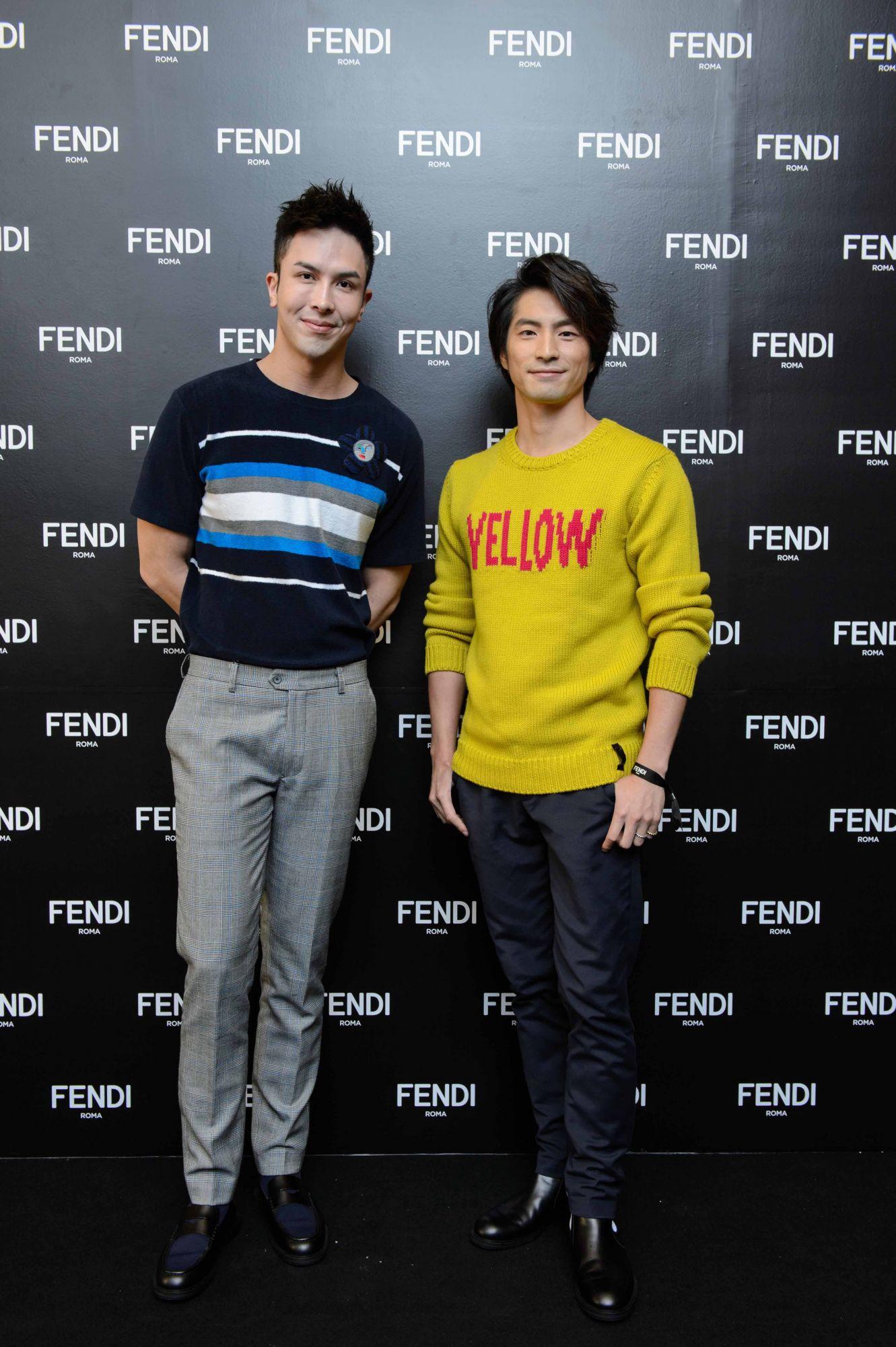 Teddy Tang, Yusuke