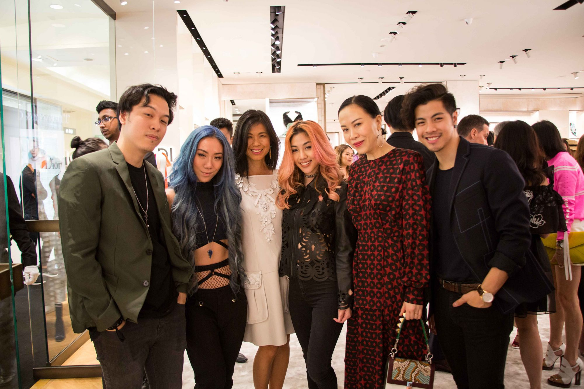 The Sam Willows, Clara Goh, Florance Yip