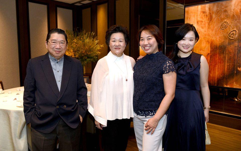 Lam Tong Loy, Lam Ping Yee, Jane Ngiam, Lam Tze Tze