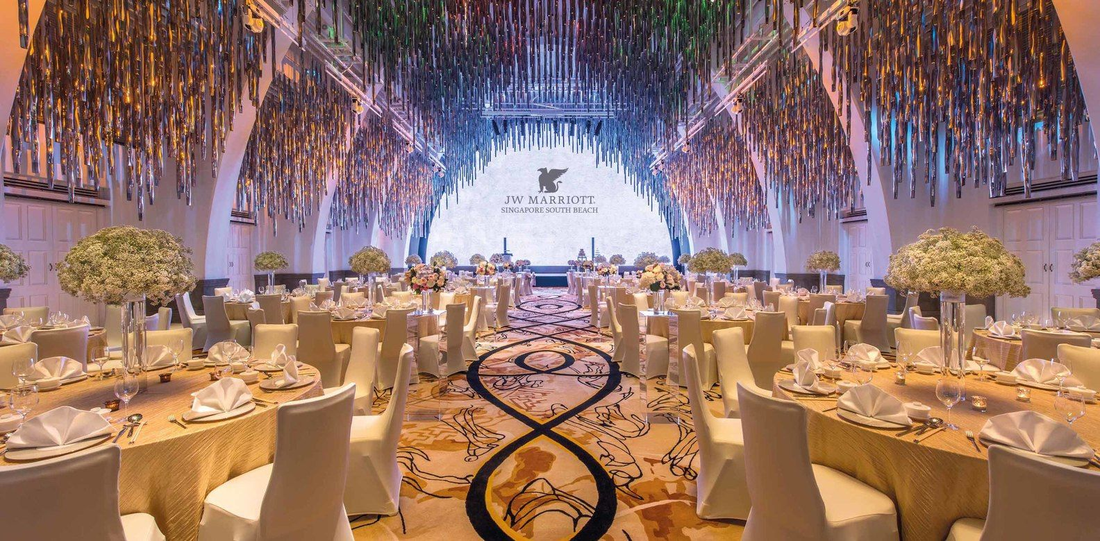 4 Places That Would Make Amazing Wedding Venues Singapore Tatler