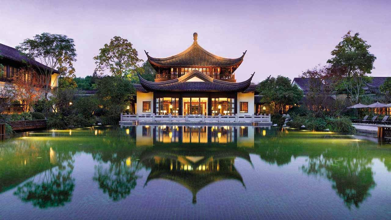 Four Seasons Hangzhou, West Lake