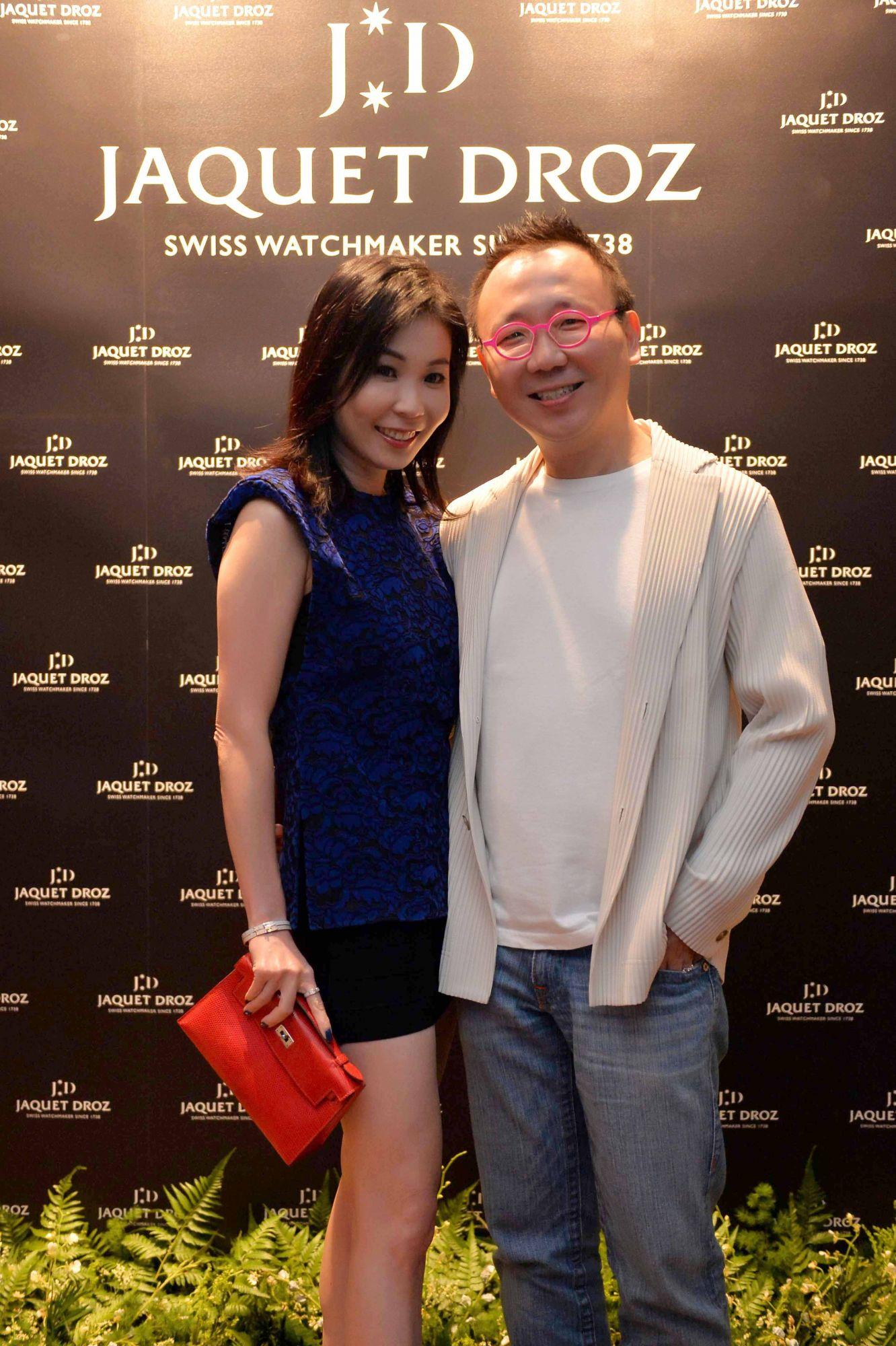 Elaine Lim-Chan, Chan Kok Weng