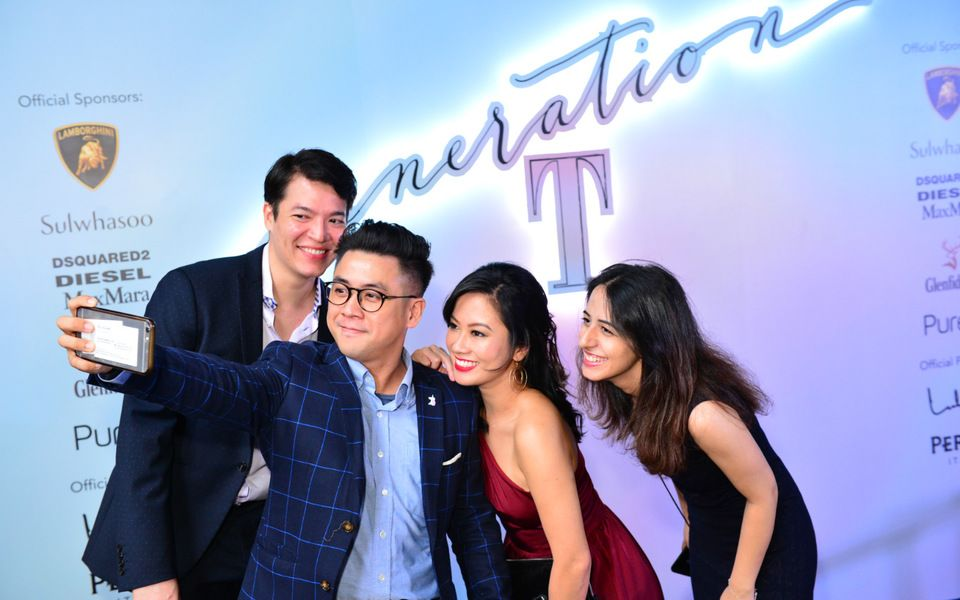 Adrian Mah, Danon Gabriel The, Cherilyn Tan, guest