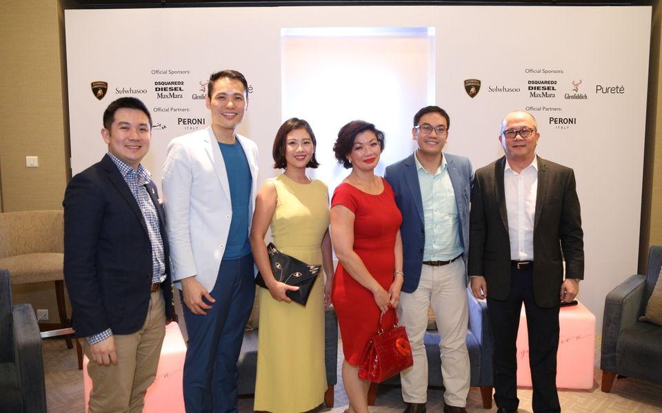 Indra Kantono, Benjamin Mah, Pocket Sun, Stefanie Yuen-Thio, Daryl Neo, Ron Sim